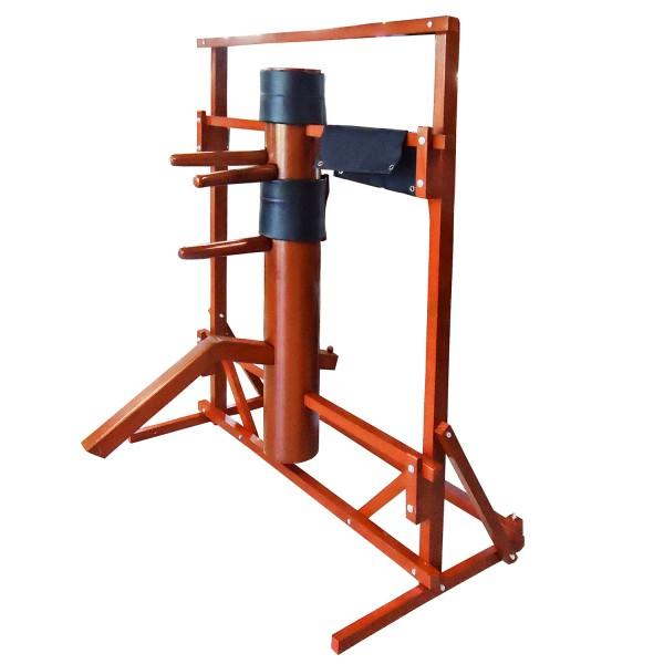 Wooden Dummy Wing-Chun IP MAN Standard