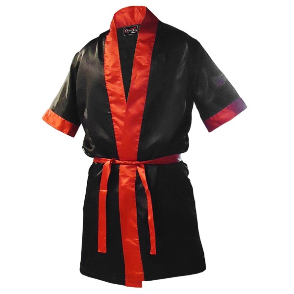Boxing Robe Olympus Satin with Belt
