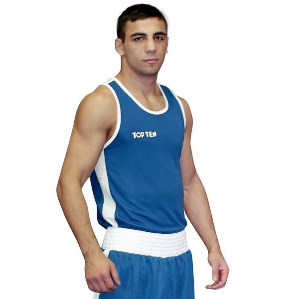 Boxing Singlet TOP TEN AIBA