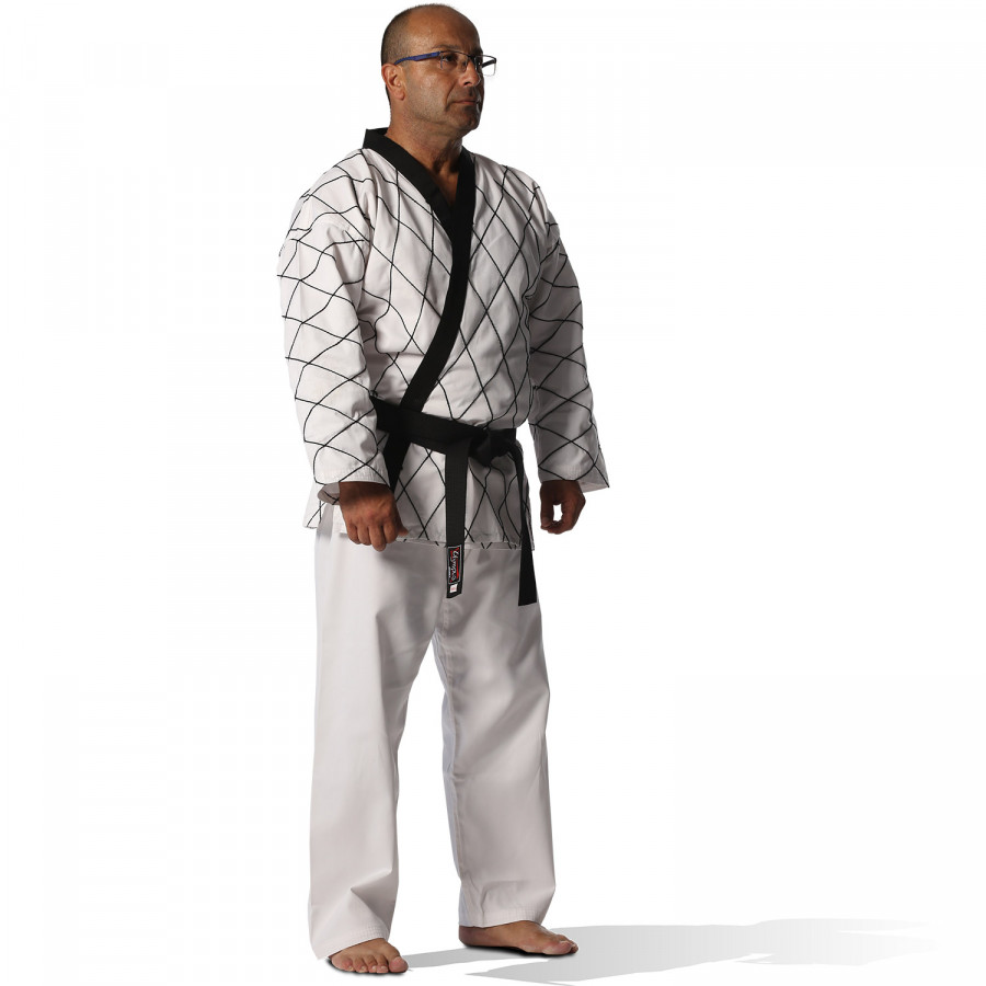 Hapkido Uniform Olympus Black Label