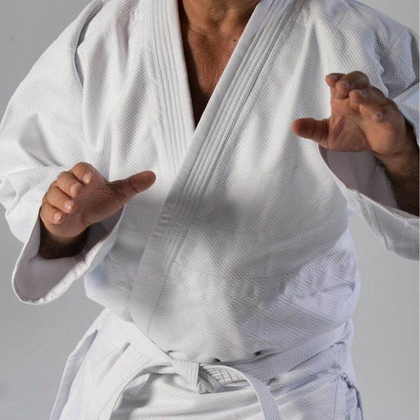 Ju-Jutsu Uniform Olympus 450gr/m White