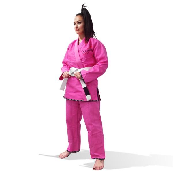 Brazilian Jiu-Jitsu Uniform Olympus INSPIRE Pink