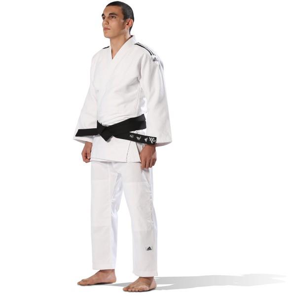 Judo Uniform Adidas TRAINING J500gr/m White