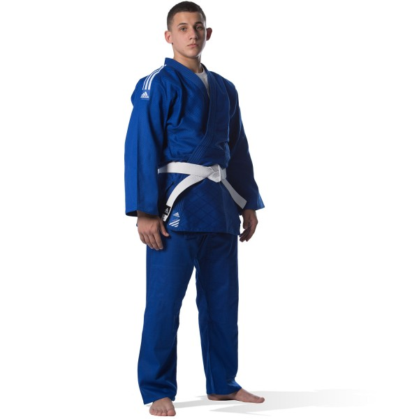 Judo Uniform Adidas CLUB J350gr/m Blue