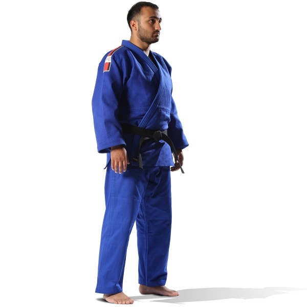 Judo Uniform Olympus Competition 730gr/m2 Blue