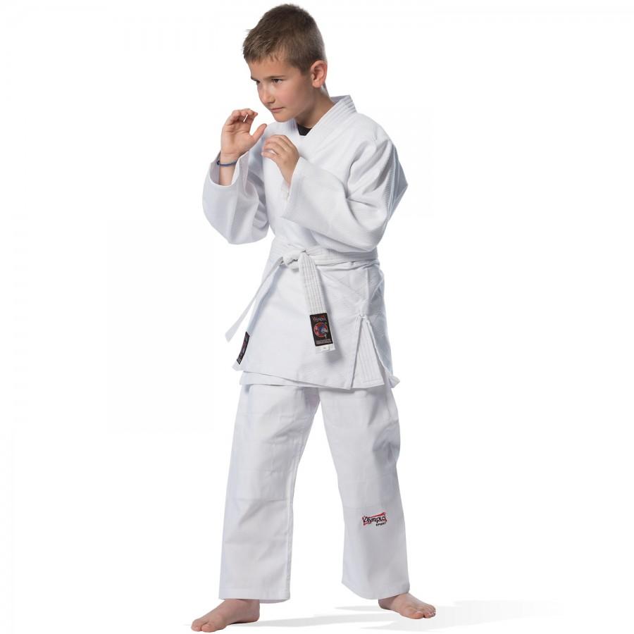 Judo Uniform Olympus STUDENT 350gr/m White