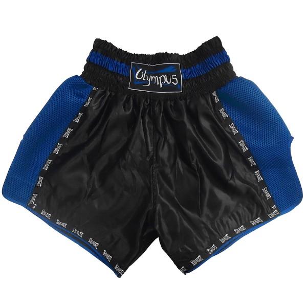 Shorts Olympus THAI Satin Hybrid Side Mesh