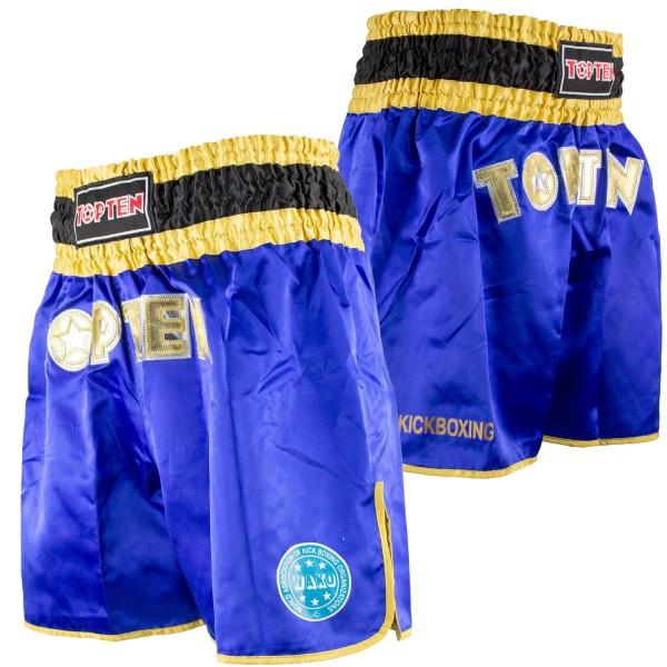 Kickboxing Shorts TOP TEN WAKO