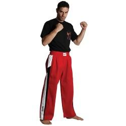 Παντελόνι βαμβακερό Olympus με Ρήγα