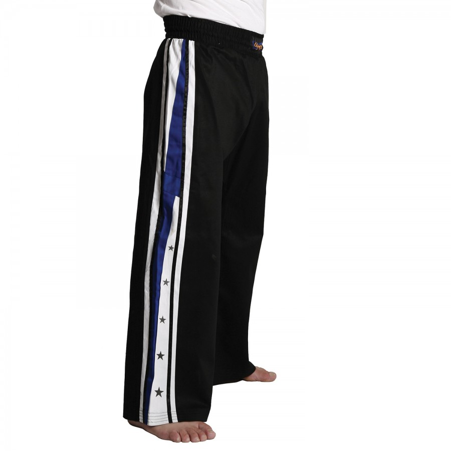 Trousers Olympus Cotton Stripes & Stars