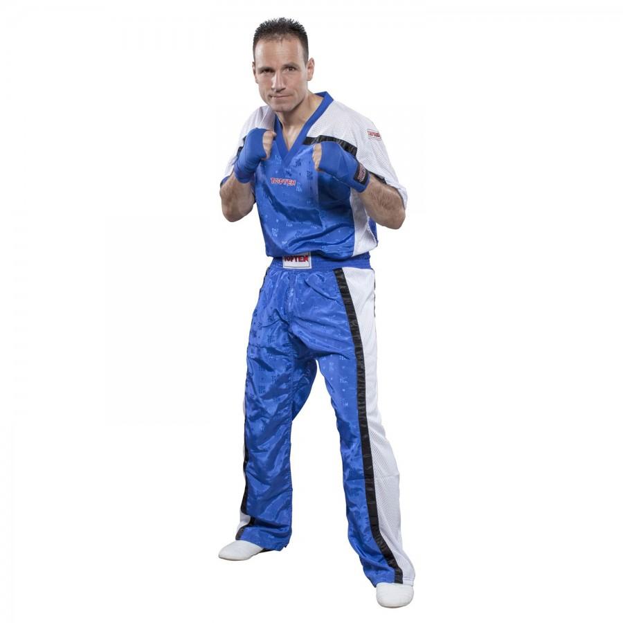 Kickboxing Pants TOP TEN Mesh Striped