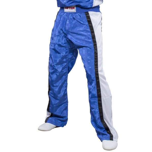 Kickboxing Pants TOP TEN Mesh Striped