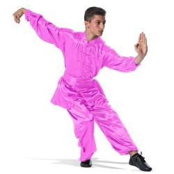 Wu-Shu Uniform Tai Chi Style Long Sleeves
