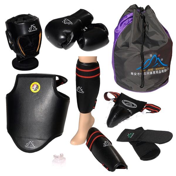 Wu-Shu SANTA Set Equipment Leather