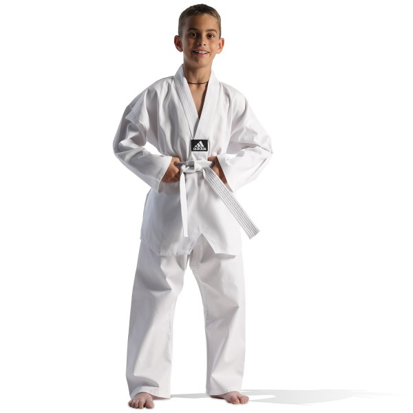 Taekwondo Uniform adidas - Ribbed Dobok T220