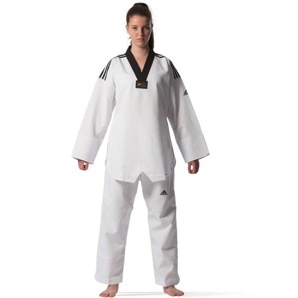 Taekwondo Uniform adidas - LADY ADITLD01