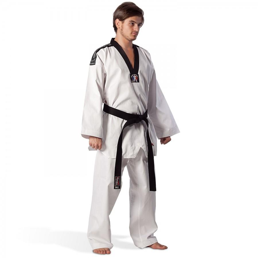 Taekwondo Uniform - POOMSE RIBBED