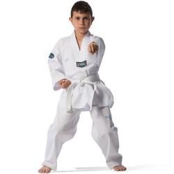 Taekwondo Uniform - CLUB RIBBED White Collar