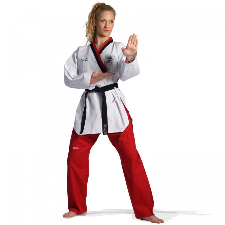 Taekwondo Uniform Olympus POOMSAE Youth Female