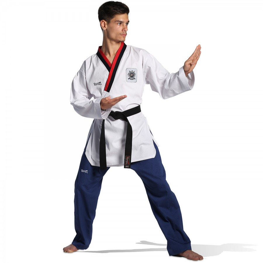 Taekwondo Uniform Olympus POOMSAE Youth Male