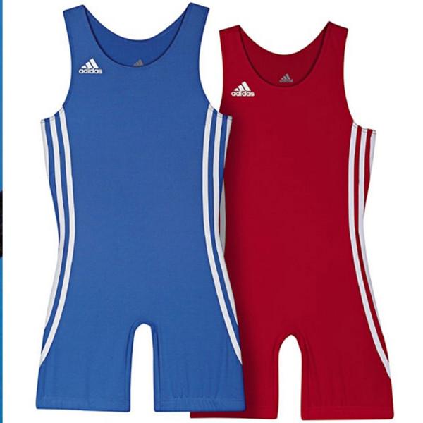 Wrestling Suit Adidas Kids Pack Y