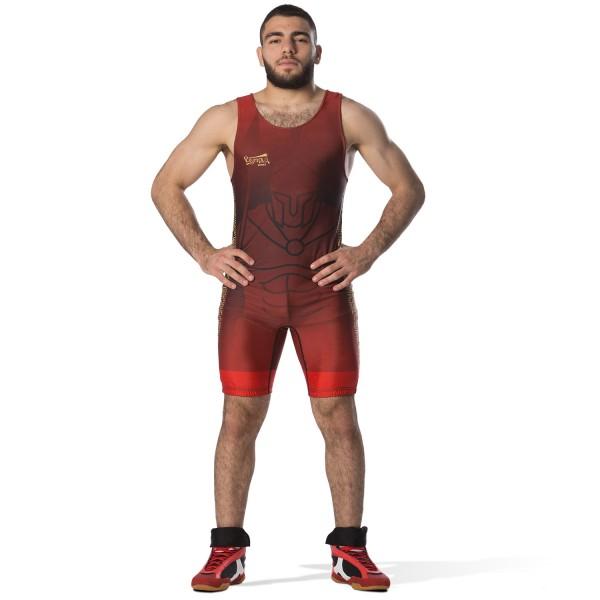 Wrestling Singlet Olympus SPARTAN