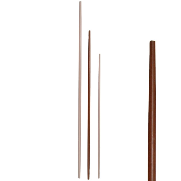 Bo Hard Wooden Thin Ends 152cm