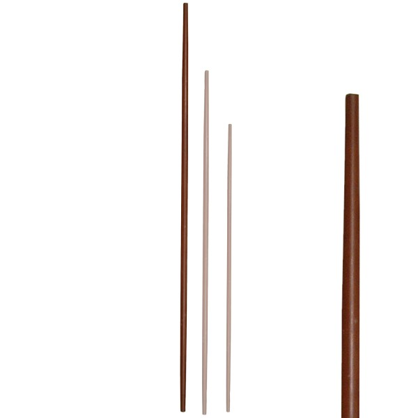 Bo Hard Wooden Thin Ends 183cm