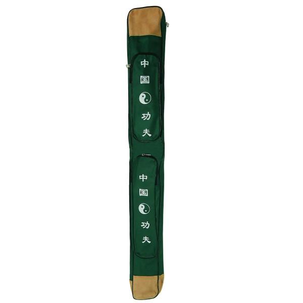 Θήκη για Σπαθιά με πολλαπλές τσέπες Καραβόπανο / Βελούδο 110cm Κόκκινη