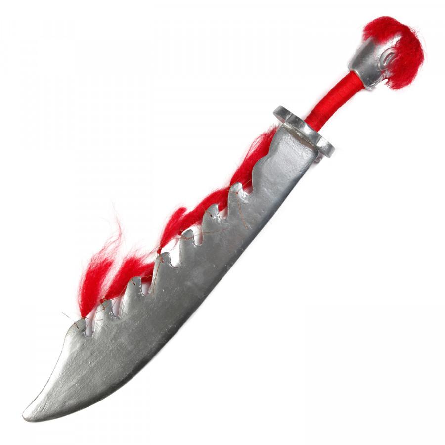 Παραδοσιακό Wushu Σπαθί Ξύλινο Φλεγόμενο