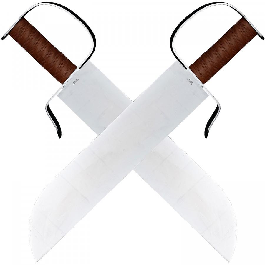 Wushu Μαχαίρια Πεταλούδα από Ατσάλι