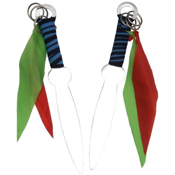 Wushu Double Daggers Bishou